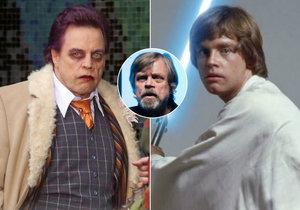 Bývalý Luke Skywalker Mark Hamill: Je z něj Trickster, nebo Joker?