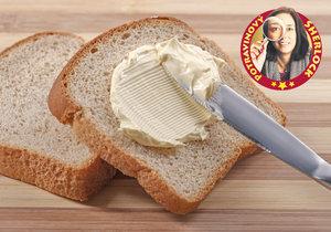 Margarín vznikl jako náhražka, ale prošel velkou proměnou a výživově je dnes výhodnější než máslo.