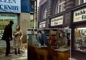 Knihkupectví z Vrchní, prchni! opravdu skončí. Naposledy tu nakoupit můžete 24. prosince.