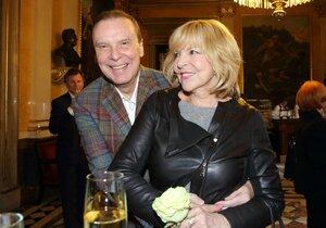 Manželé Štefan Margita a Hana Zagorová