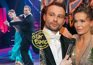 Diváci vyřadili ze StarDance Olgu Šípkovou a Marka Dědíka.