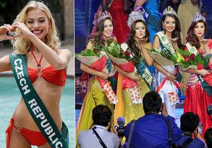 Miss Earth se stala dívka z Ekvádoru. Češka Kristýna Kubíčková neuspěla, a navíc se potýkala se zdravotními problémy.