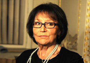 Marta Kubišová obdržela v roce 2012 Řád čestné legie.
