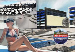 Brno už léta sní svůj marný sen o akvaparku.