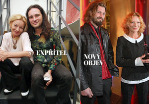 Vilma Cibulková se objevila po boku nového muže, který je dost podobný jejímu expartnerovi Pavlu J. Rybovi.