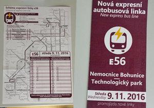 Brno zavádí nový autobus napříč městem