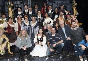 Herci z muzikálu Mefisto