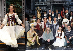 Kostýmy pro muzikál Mefisto stály tři miliony.