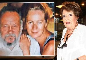 Jiřina Bohdalová zažila tři dny strachu o život exmanžela.