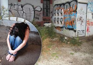 Křenovou ulici v centru Brna si vybral pro přepadení mladé ženy asi pětadvacetiletý násilník. Chtěl po ní orální sex.