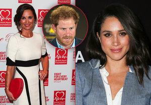 Harry má novou holku! Meghan Markle je neuvěřitelně podobná Pippě Middleton.