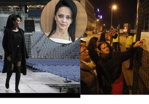 Lucie Bílá odpískala dva koncerty a...naštvala 30 000 fanoušků!