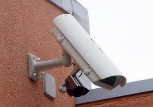 V plzeňských ulicích přibudou další kamery. Ilustrační foto