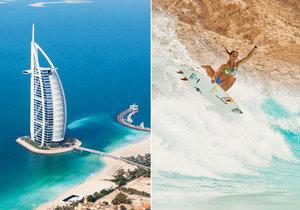 7 důvodů, proč jet do Emirátů