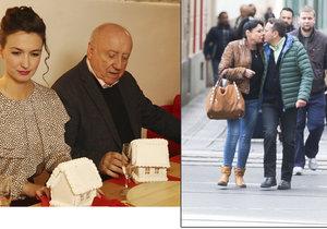 Dáda Patrasová a Felix Slováček spolu už letošní Vánoce trávit nebudou.