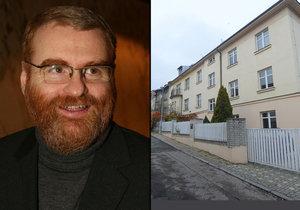 Vlado Štancel zemřel ve dveřích svého domu.