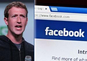 Facebook prohlásil Marka Zuckerberga a řadu dalších uživatelů za mrtvé.