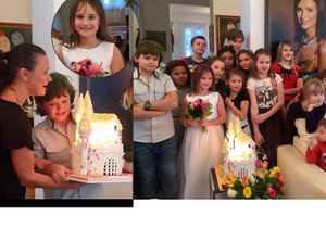 Velkolepá oslava dcery režiséra Adamce