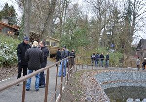 V Uhříněvsi opravili rybníky. Komentovaná vycházka odhalí zajímavosti