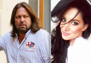 Manželé Jiří a Andrea Pomeje se hádají kvůli penězům a Jirka se dokonce bál rozvodu!