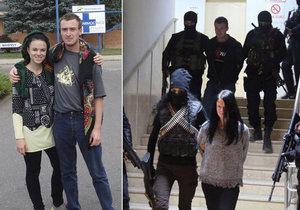 Češi zadržení v Turecku jsou obvinění z poskytování zbraní.