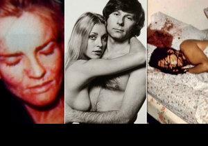 Krvavé vraždy známých osobností v Hollywoodu