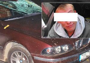 Toho grázla maminka ze všeho vyseká, bojí se kamarádi zastupitele, kterého srazil zabiják v BMW