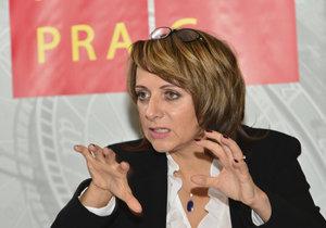 Pražská primátorka Adriana Krnáčová (ANO)