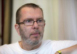 Richard Müller bojuje proti maniodepresi.