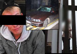 Matka řidiče, který v BMW zabil zastupitele: Neujel, volal pomoc! Teď se zhroutil