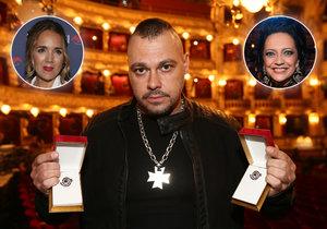 Jak celebrity reagovaly na umístění Ortela na 2. místě v kategoriích zpěváků i kapel?
