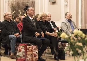 Praha 4 udělila čestné občanství také Haně Zagorové a Štefanu Margitovi.