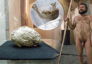 V Brně zahájili unikátní výstavu o životě neandrtálců.