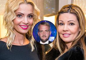 Exmanželka Libora Boučka Marianna Ďurianová ukázala plastikovou sestru.