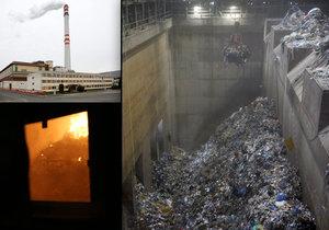 Spalovna v Malešicích přeměňuje odpadky na teplo a světlo v našich domácnostech.