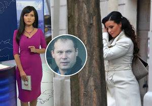Bývalá moderátorka Událostí Aneta Savarová se provdala za krále kasin. Je těhotná? Bříško by tomu napovídalo.