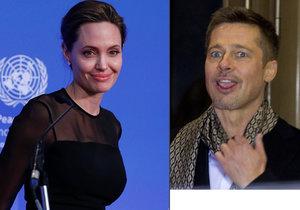 Jolie udala Pitta kvůli fleku v OSN!