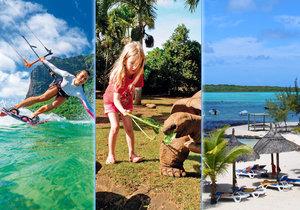 Proč vyrazit na Mauritius?