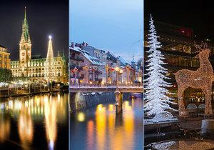 Objevte kouzlo vánočních trhů.