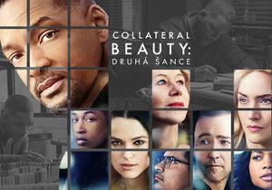 Pracovník reklamní agentury Howard (Will Smith) prožívá hlubokou osobní tragédii. Jeho kolegové vymyslí drastický plán, jehož cílem je přinutit ho se vyrovnat se svým žalem. • Collateral Beauty, premiéra 22. 12. 2016.