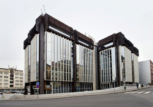 Ministerstvo kultury zahájilo řízení o prohlášení za kulturní památku v případě souboru budov Transgas v pražských ulicích Vinohradská a Římská.