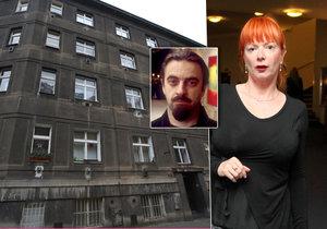 Hvězda Ordinace zase ve spárech exekutorů: Budou dražit její byt.