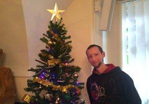Stanislav Vajda měl před sebou pár měsíců života. Nyní je bez nálezu a těší se s rodinou na Vánoce.