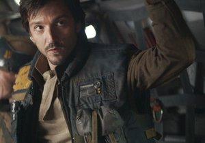 Diego Luna se v novém seriálu vrátí jako Cassian Andor.