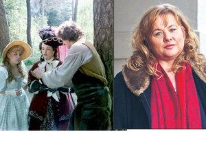 Monika Stará si zahrála v pohádce S čerty nejsou žerty princeznu Adélku.