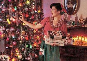 Retro Vánoce