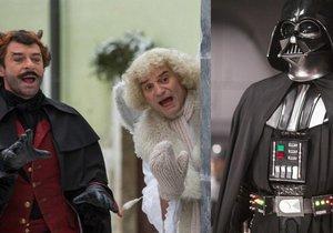 Anděl Páně 2 se v českých kinech sklonil před novým snímkem ze světa Star Wars.