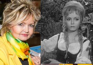 Eva Hrušková jako Popelka