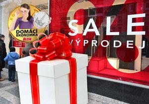 Jak reklamovat dárek z výprodeje?