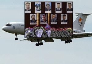 U Soči se zřítilo letadlo s Alexandrovci, zahynulo všech 92 lidí